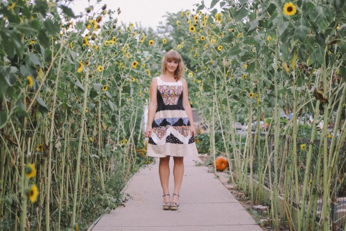 Katey Sunflower | Colleen O'Brien Photography