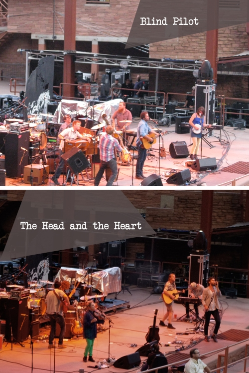 The Head and the Heart, Blind Pilot