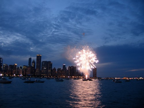 Fourth of July Chicago