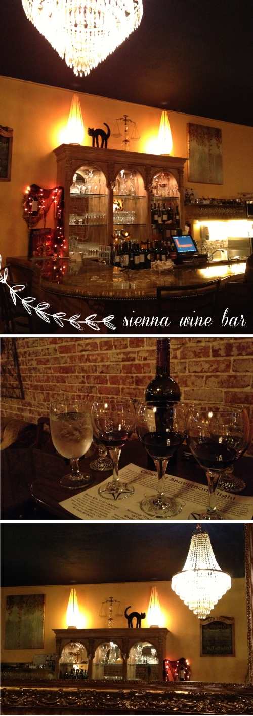 Sienna Wine Bar