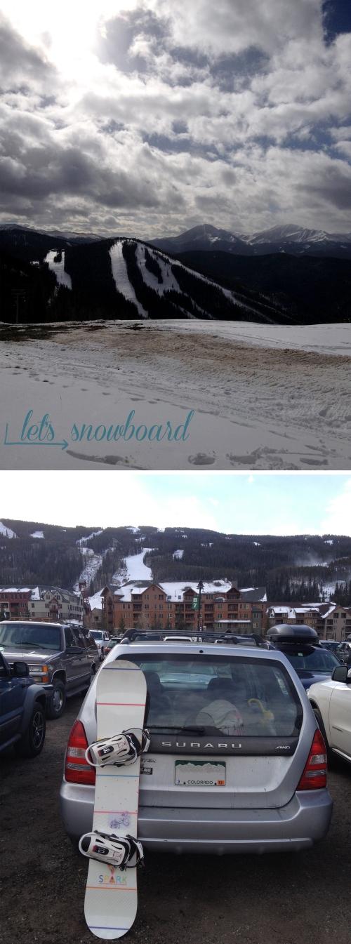 keystone snowboard