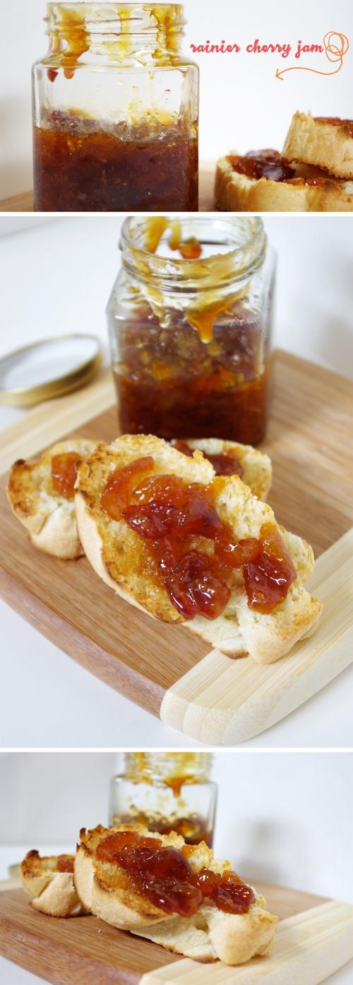 Rainier Cherry Jam