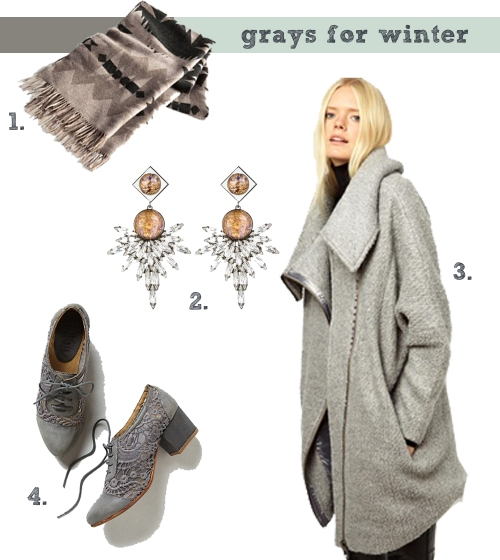 grays for winter