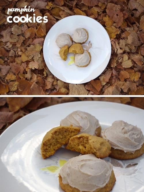 pumpkin cookies | the railways