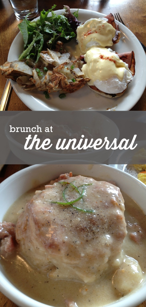 the universal brunch | the railways