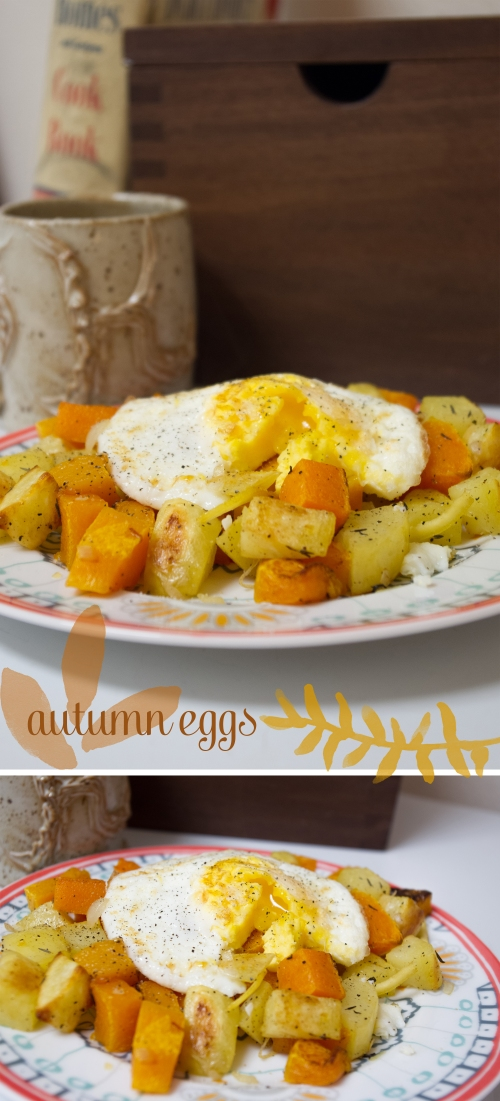 autumn eggs